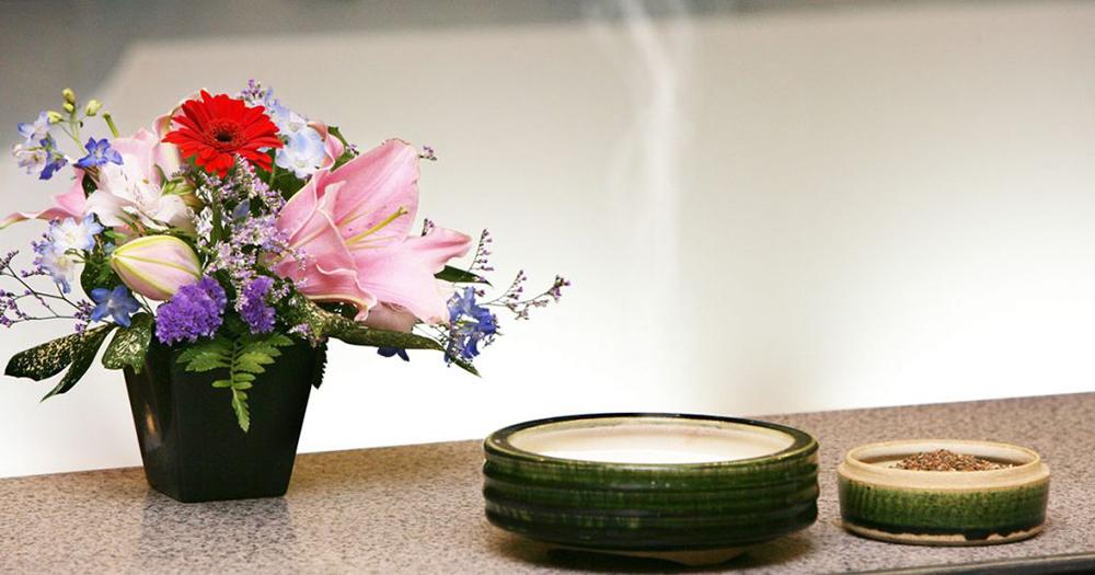 草加市における葬儀の形態の写真